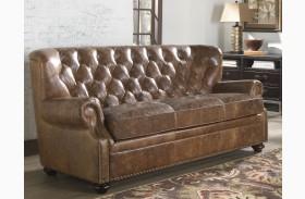 Louis Coco Brompton Leather Sofa