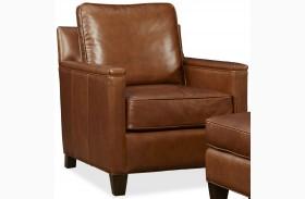 Alexander Berkshire Maple Leather Chair