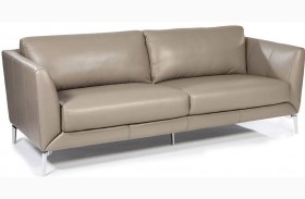 Anvers Adobe Leather Sofa