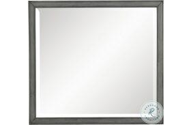 Wittenberry Gray Mirror