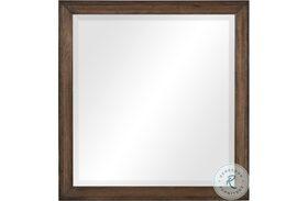 Brevard Brown Mirror