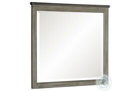 Weaver Coffee And Antique Gray Mirror