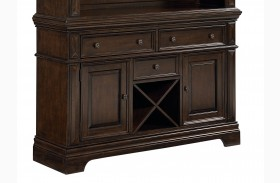 Charleston Tobacco Brown Buffet
