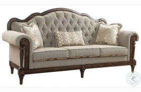 Heath Court Brown Sofa