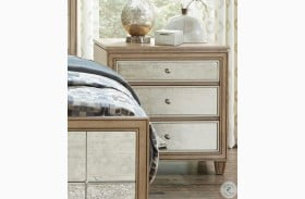 Kalette Oak Nightstand