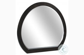 Lyric Brownish Grey Mirror