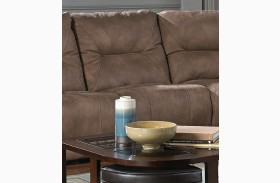 Montgomery Cement Armless Recliner