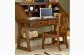 Heartland Desk with Hutch