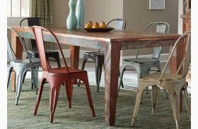 Keller Multi Color Dining Table