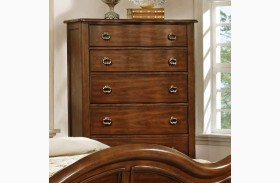 Davina Brown Cherry Chest