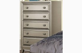 Hedy Silver Chest