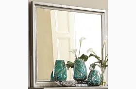 Hedy Silver Mirror