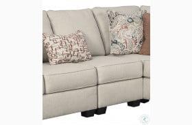 Amici Linen Armless Chair