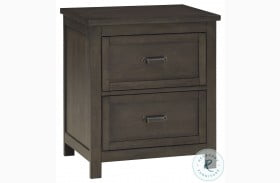 Hebron Dark Cherry Nightstand