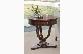 Avalon Heights Chelsea Neo Deco Lamp Table