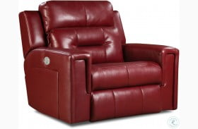 Excel Burpee Power Headrest Chair And Half