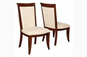 Alyssa Upholstered Side Chair Set of 2