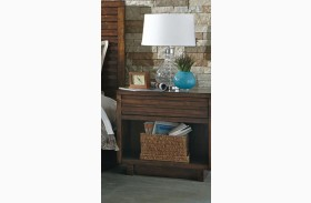 Avery Aged Bourbon Nightstand