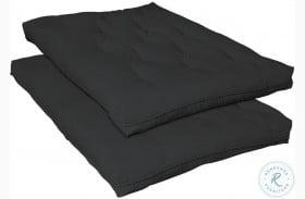 2009IS Black Premium Innerspring Futon Pad
