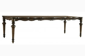 Accentrics Lucia Leg Extendable Dining Table
