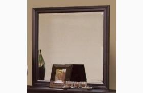Sandy Beach Cappuccino Mirror