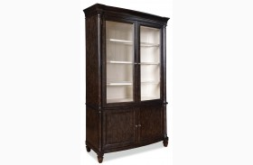 Classic Display China Cabinet