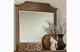 Dalgarno Mushroom Mirror