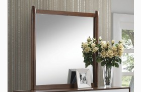 Oakwood Golden Brown Mirror