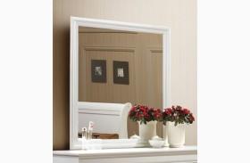 Louis Philippe White Mirror