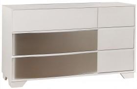Havering Blanco And Sterling Drawer Dresser