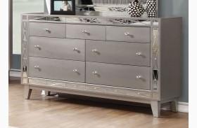 Leighton Metallic Mercury Dresser