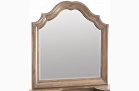 Ilana Antique Linen Vanity Mirror