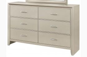 Lana Silver Dresser