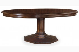 Egerton Round Dining Table