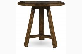 Echo Park Huston's Arroyo Round Lamp Table