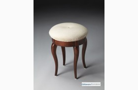 Plantation Cherry 2135024 Vanity Stool