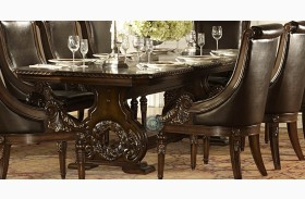 Orleans Trestle Extendable Dining Table