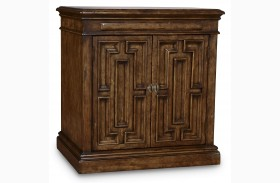 Collection One Jefferson Door Nightstand