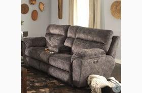 Terrific Sedona Smoke Power Reclining Living Room Set From Catnapper Dailytribune Chair Design For Home Dailytribuneorg