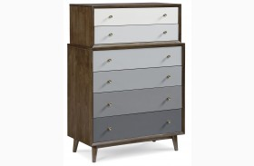 Epicenters Silver Lake 6 Drawer Chest