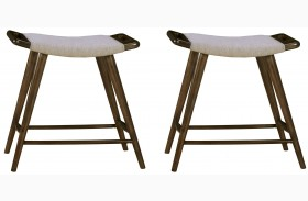Epicenters Silver Lake High Dining Stool Set of 2