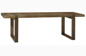 Epicenters Williamsburg Extendable Rectangular Dining Table