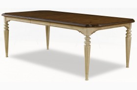 Provenance Rectangular Extendable Dining Table