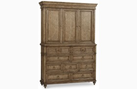Pavilion 8 Drawer Master Chest