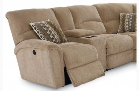 Grand Torino LAF Power Double Reclining Loveseat with Storage