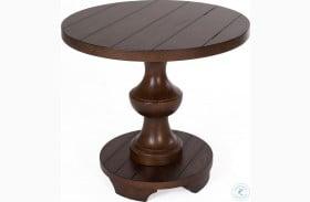 Sedona Kona Brown End Table
