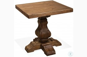 Hawthorne Barnwood End Table