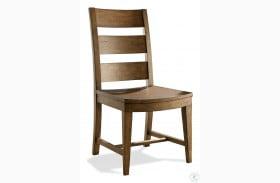 Hawthorne Barnwood Side Chair Set of 2