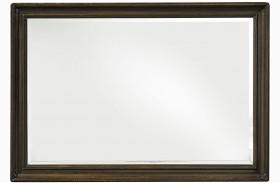 Continental Vintage Melange Landscape Mirror