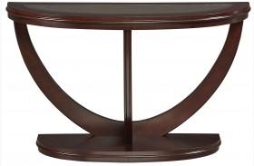 La Jolla Dark Merlot Sofa Table